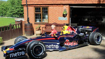 2007 Red Bull Racing RBR3 up for sale