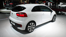 2015 Kia Rio facelift at 2014 Paris Motor Show