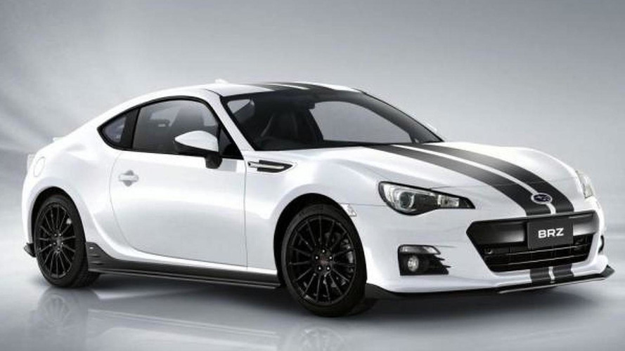 2015 Subaru BRZ special edition launched in Australia with cosmetic tweaks