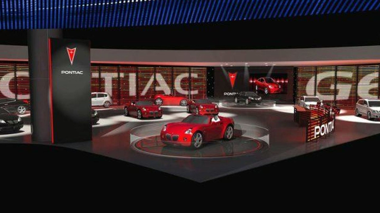 GM Stand rendering for NAIAS