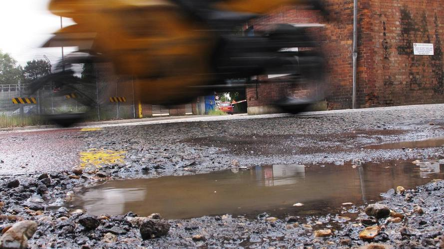 Government's emergency pothole fund is 'a drop in the ocean'