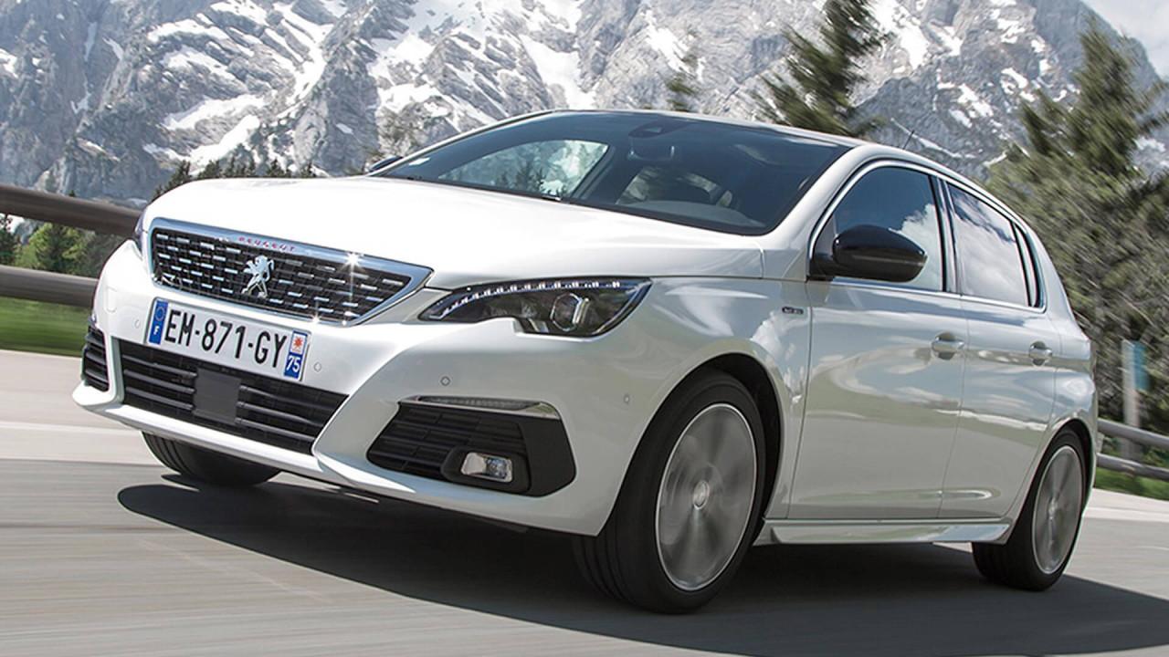 Peugeot 308 (und 308 SW)