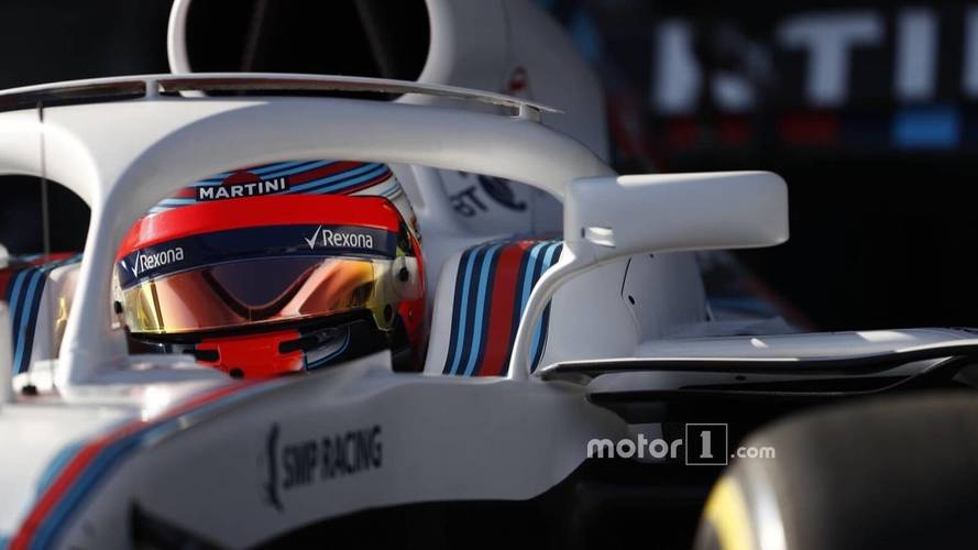 Kubica regrets being 'too honest' about driving limitations