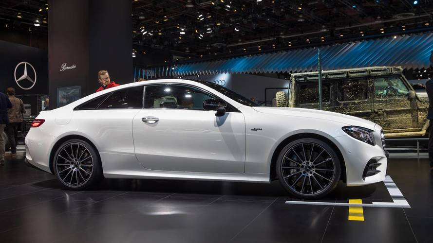 Hot Hybrids: Mercedes Launches Electrified AMG 53 Range