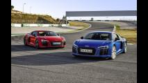 Audi, i modelli R e RS 005