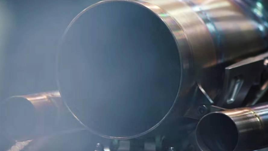 Mercedes reveals video of 2018 F1 engine start-up