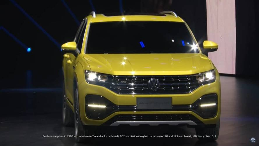 VW To Launch At Least 10 New SUVs In China By 2020