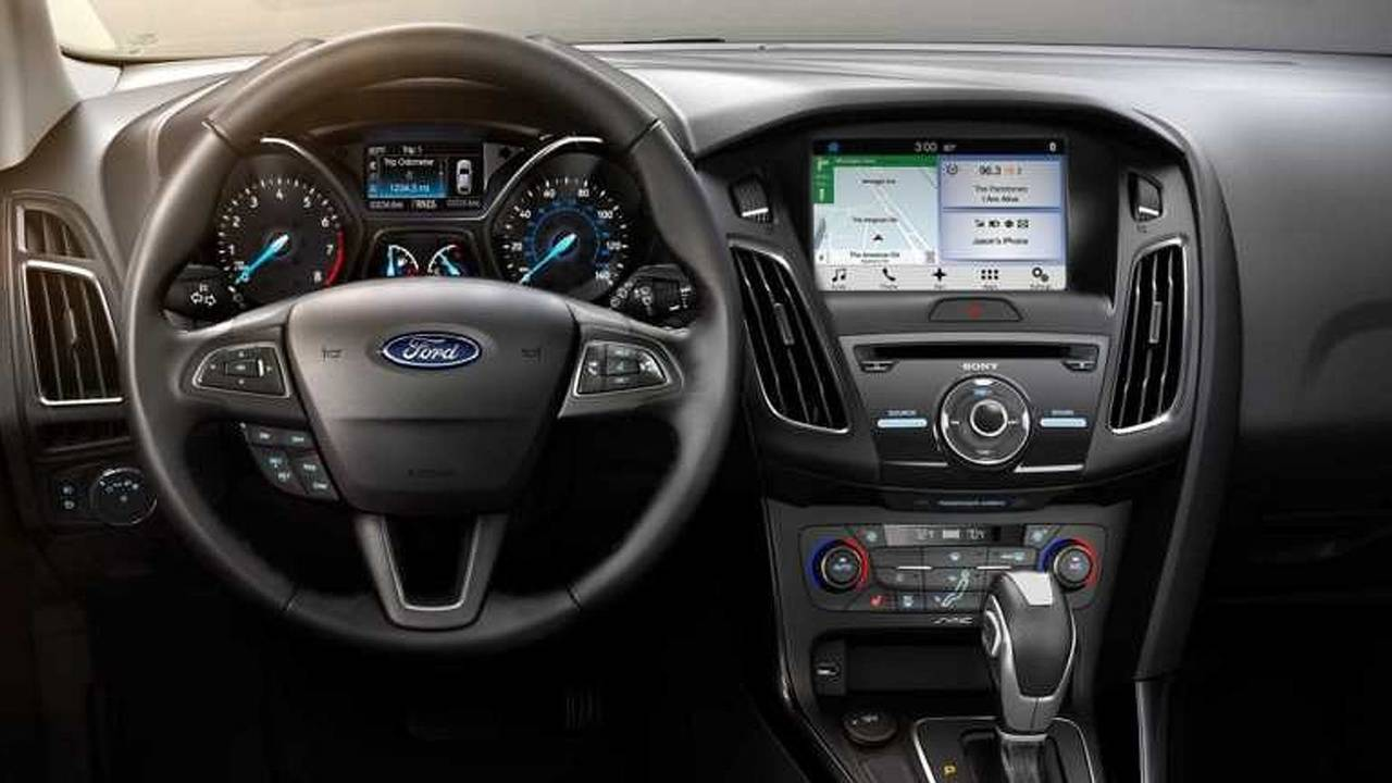 2019 ford focus see the changes side by side. Black Bedroom Furniture Sets. Home Design Ideas