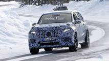 Mercedes-AMG GLS 63 photos espion