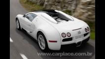 Bugatti divulga novas imagens do Veyron Grand Sport 2009 com teto removível