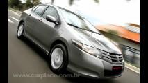 Novo Honda City é lançado oficialmente no Brasil por R$ 56.210 - Confira as versões, preços e fotos