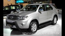 Toyota bate seu recorde histórico de vendas no Brasil em 2008