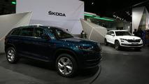 2017 Skoda Kodiaq - 2016 Paris Otomobil Fuarı
