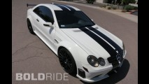 Mercedes-Benz CLK63 AMG Black Series: For Sale