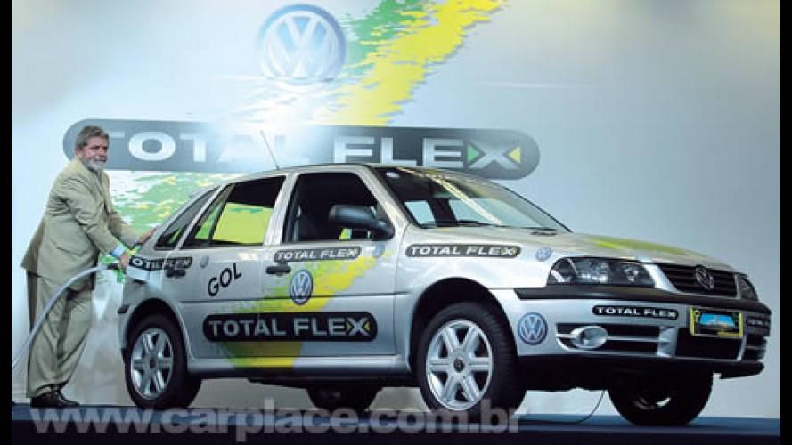 VW comemora a marca de 2 milhões de veículos bicombustíveis produzidos