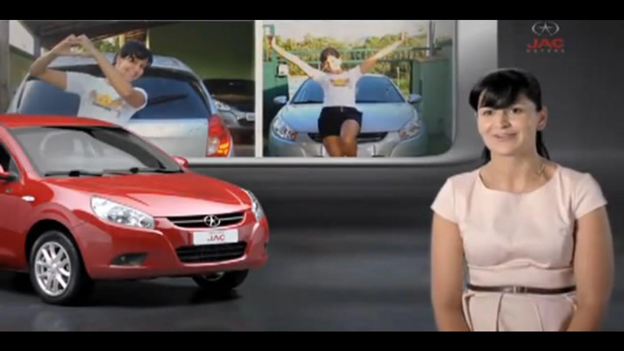 JAC Motors estreia campanha com depoimentos de consumidores reais
