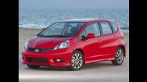 Nova geração do City a caminho? Honda Fit terá versões sedã e crossover nos EUA
