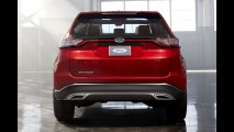 Novo Ford Edge 2014 tem visual antecipado por conceito