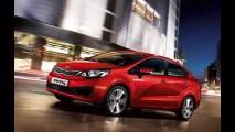 Novo Kia Rio4 (Sedan) chega ao Chile com preço equivalente a R$ 24 mil, mas falta segurança