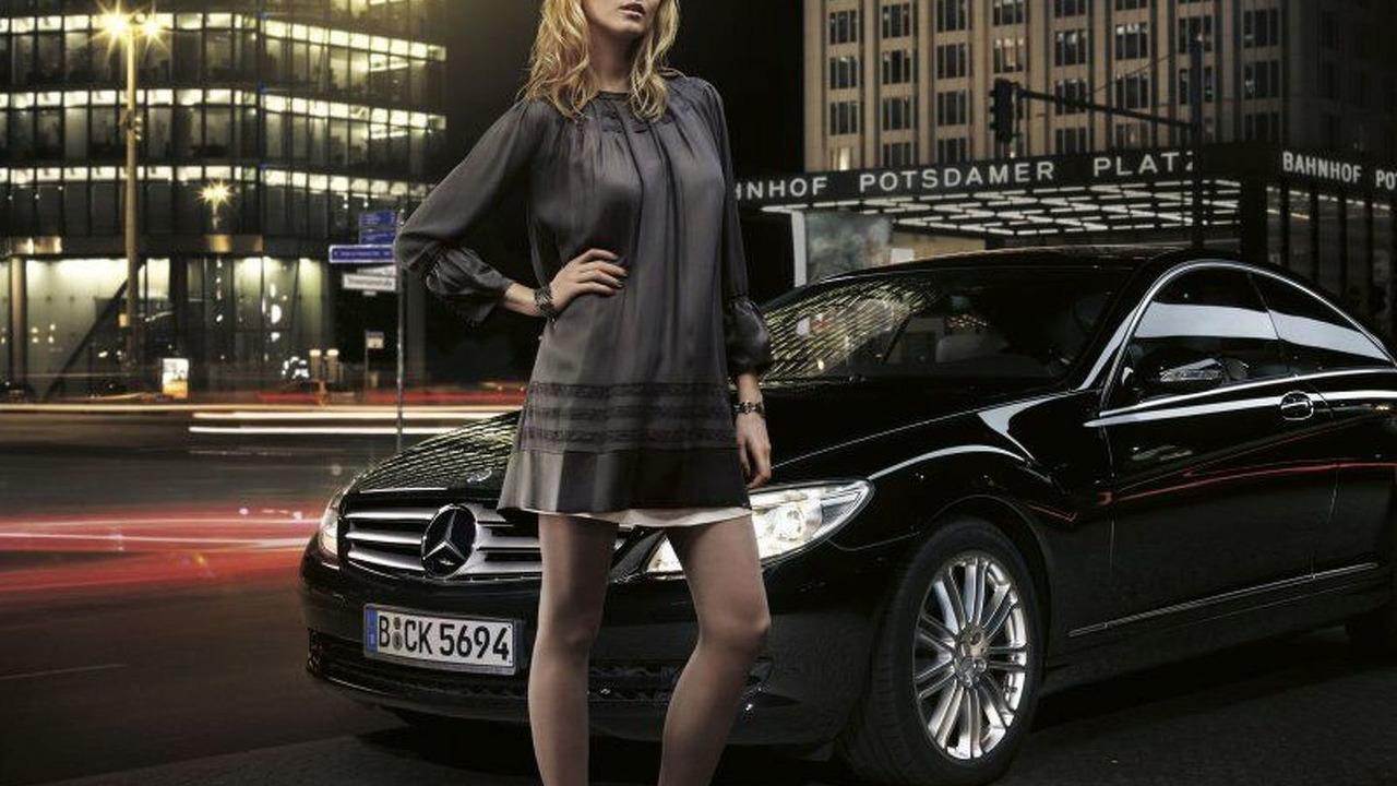 Mercedes and Berlin Fashion Week