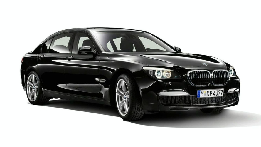 2015 BMW 7-Series to feature carbon fiber construction - report