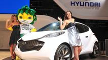 Hyundai ix-Metro Concept at 2009 Frankfurt Auto Show