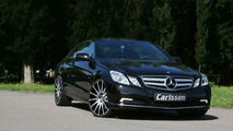 Carlsson E-Class Coupe C207, larger rendered wheels - 1600
