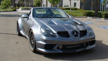 Rex Accelero widebody kit for Mercedes-Benz SLK 55 AMG