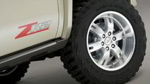 Chevrolet Silverado ZR2 concept Presented at SEMA