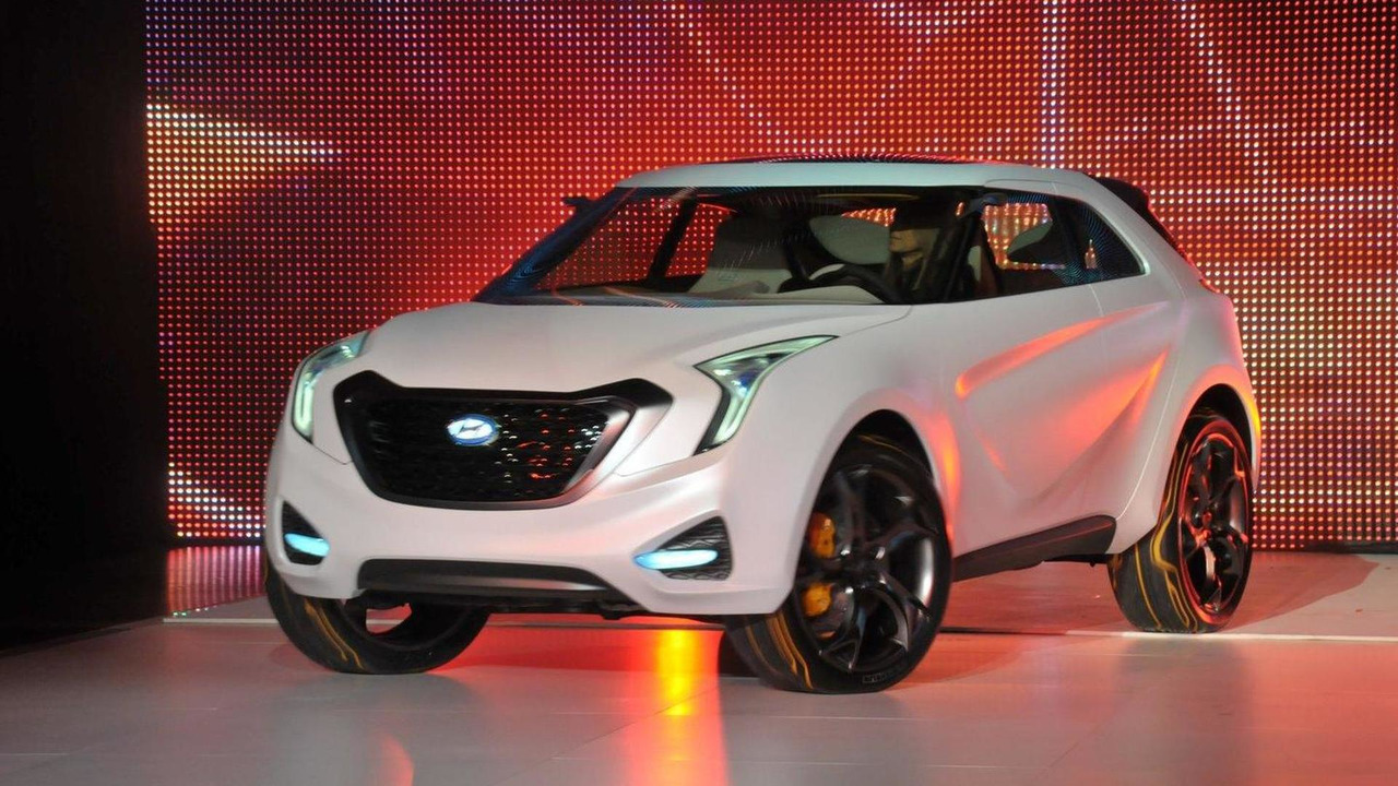 Hyundai Curb Crossover Concept live in Detroit