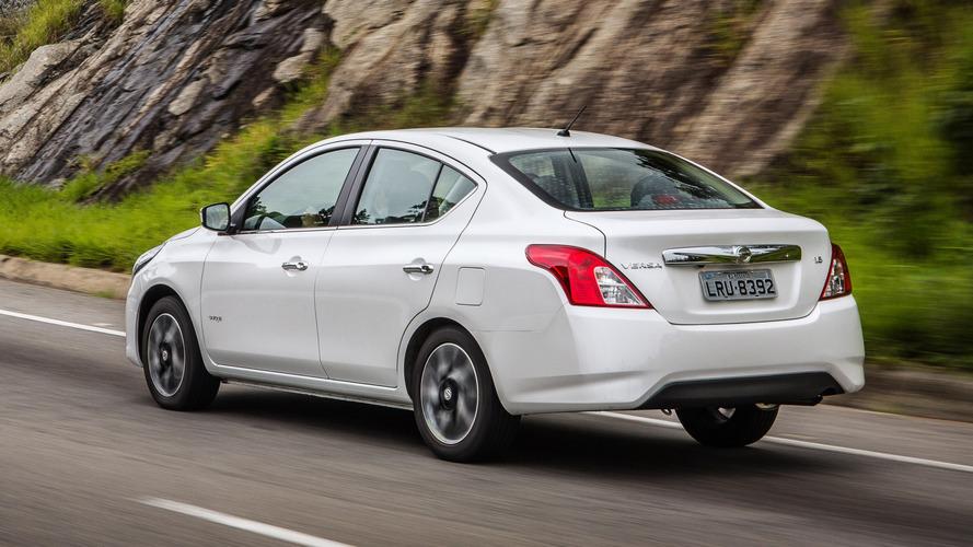 Nissan March e Versa brasileiros alcançam 20 mil unidades exportadas