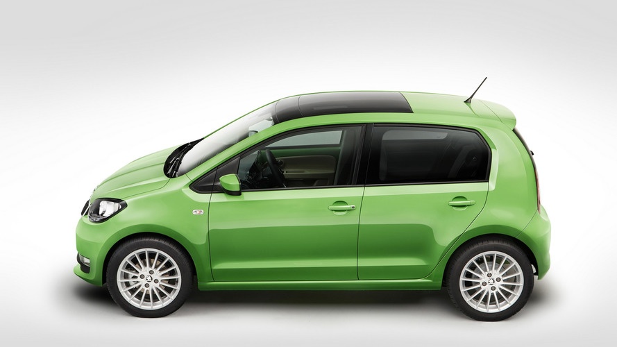 Next-Generation Skoda Citigo To Be Axed?