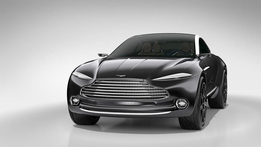 Le SUV d'Aston Martin pourrait être plus puissant que l'Urus