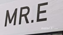 FOM hospitality renamed Mr. E for Bernie Ecclestone