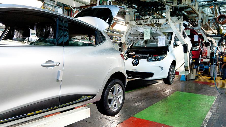 Immatriculations de voitures neuves en hausse de 8,87% en mai — France
