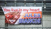 2017 - Une rue Jules-Bianchi à Nice