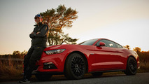 World's Oldest Mustang Driver