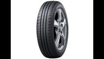 Palio, Siena e Uno passam a sair de fábrica com pneus Dunlop nacionais