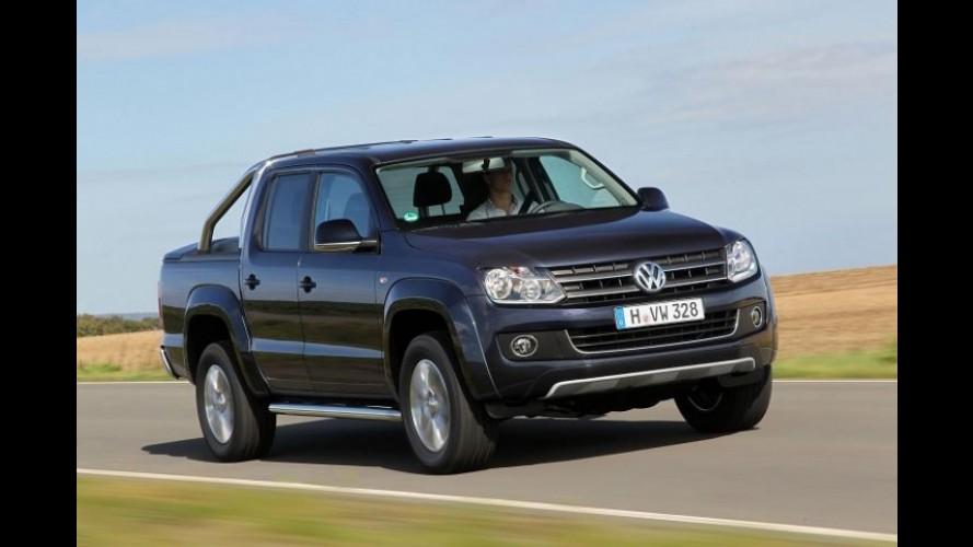 Volkswagen já vende Amarok com motor 2.0 TDi de 180 cavalos na Argentina