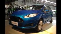 Confira todos os preços e versões do Ford New Fiesta nacional