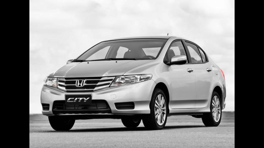 Honda planeja lançar versão esportiva para o City