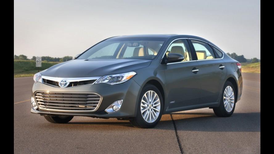 Toyota comemora produção de 25 milhões de veículos na América no Norte