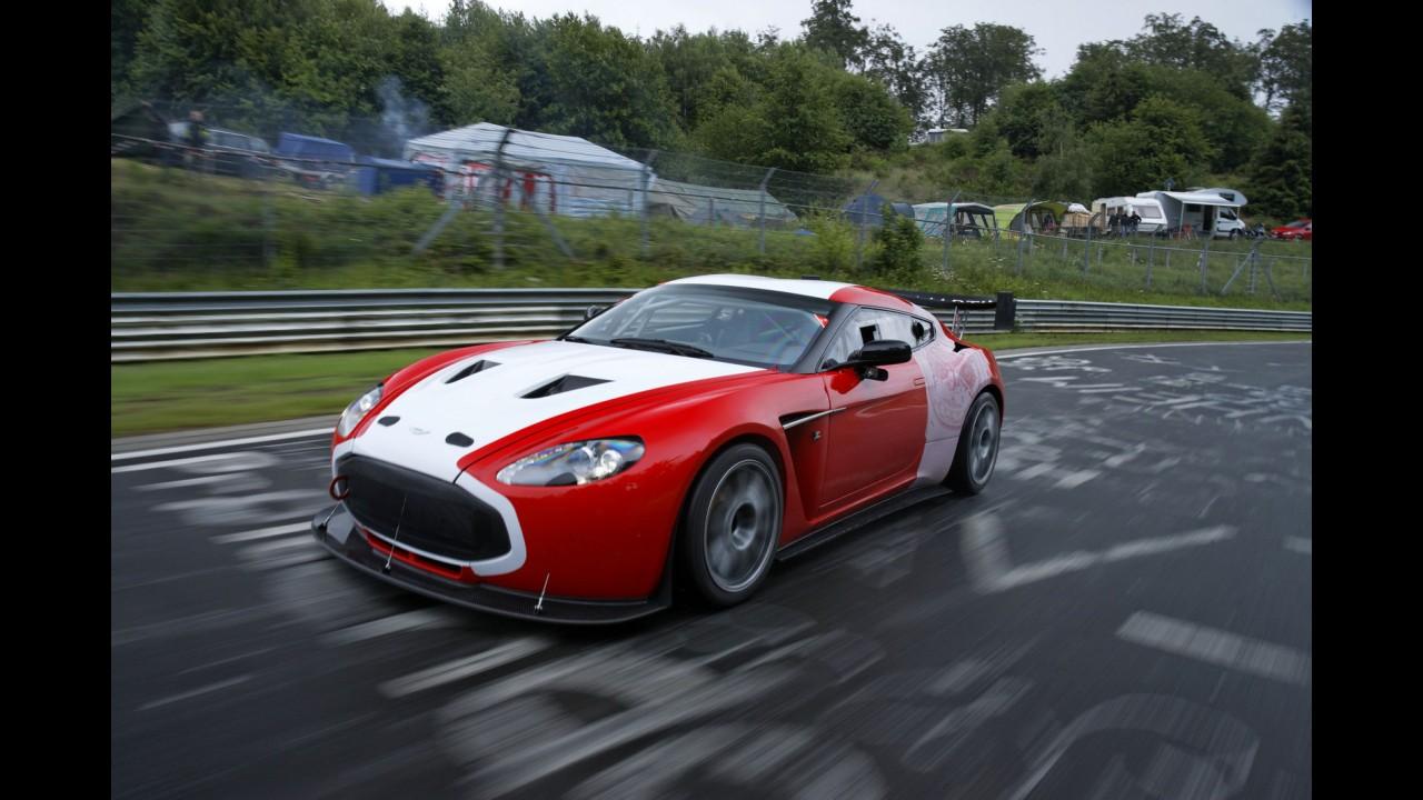 Aston Martin revela versão de produção do V12 Zagato - Modelo será lançado em Frankfurt