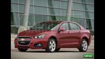 Exclusivo! Antecipamos o visual do novo Chevrolet Cruze 2015