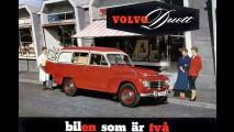 Primeira perua da Volvo, Duett comemora 60 anos