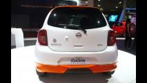 Salão SP: Nissan homenageia Olimpíadas com New March Rio 2016 Edition