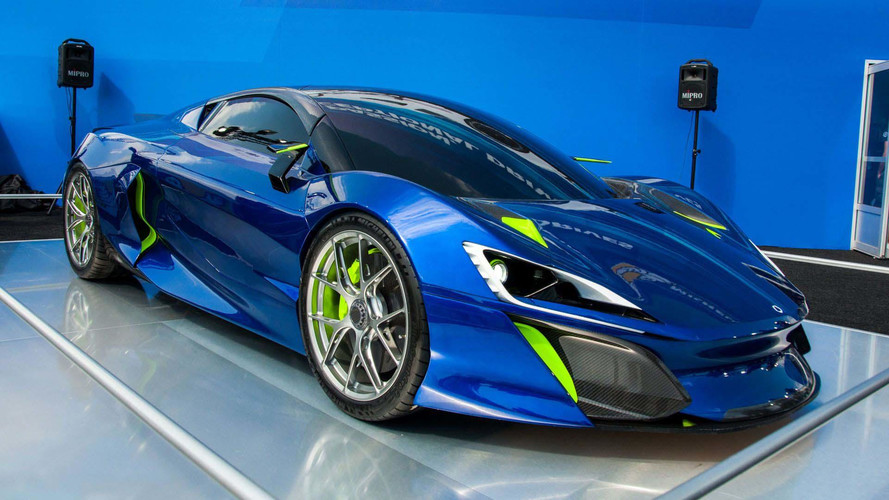 Boreas Hypercar From Spain Revealed, Promises Over 1,000 HP