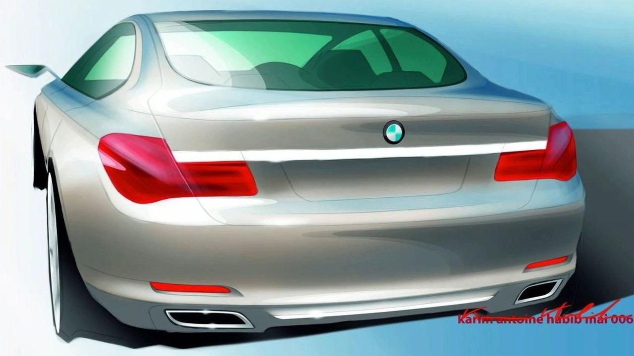 New BMW 7-Series