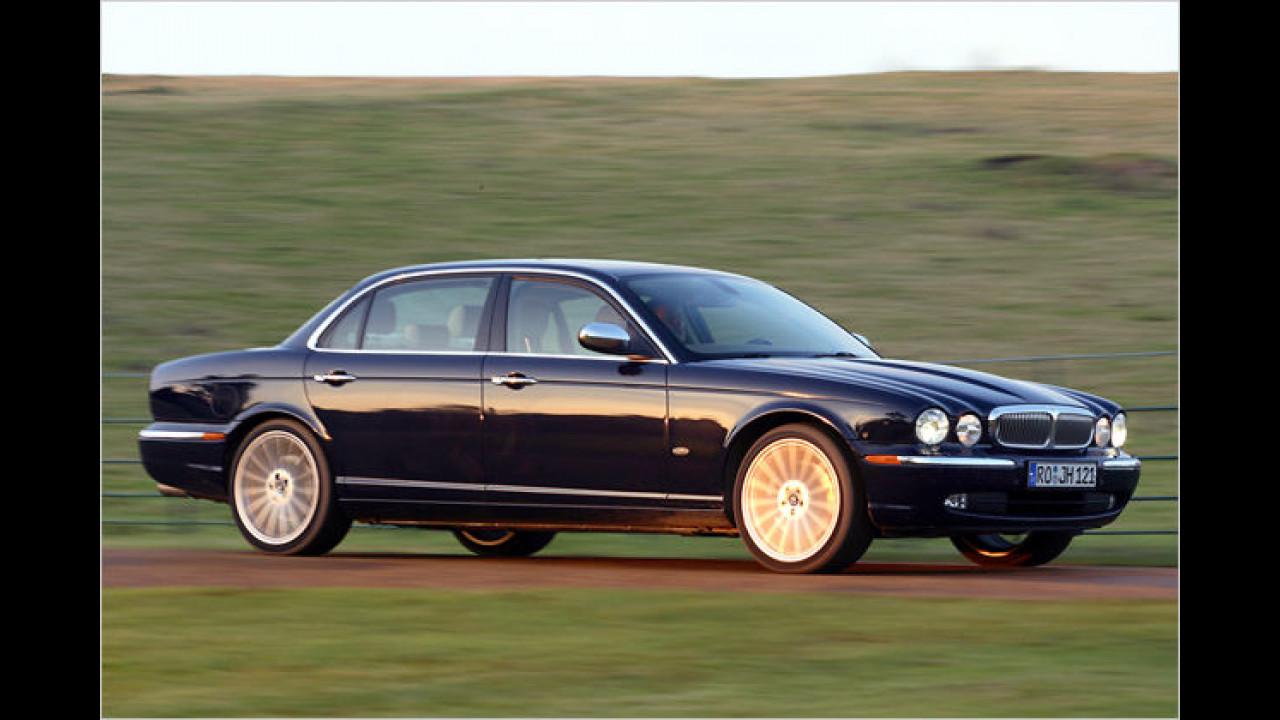 Jaguar Daimler Super Eight