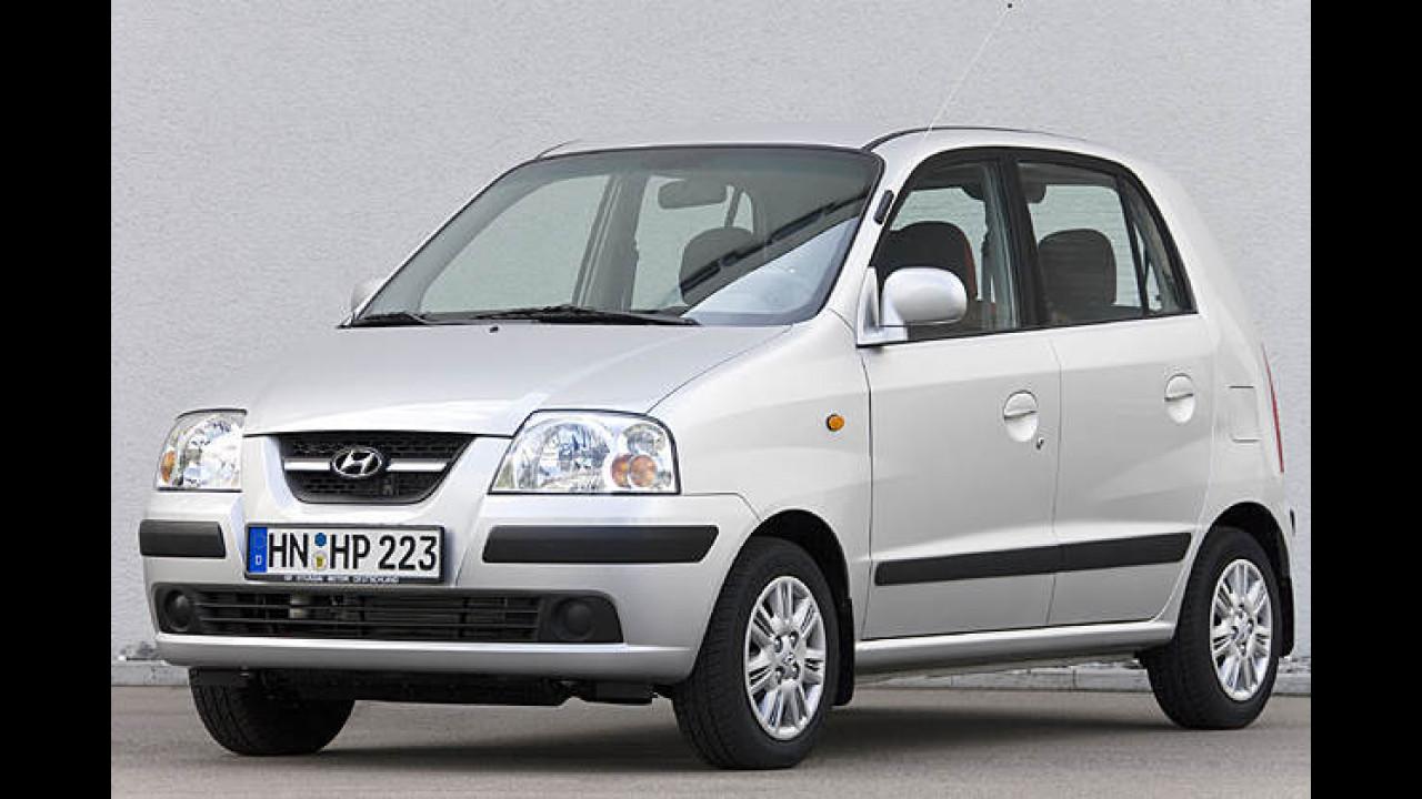 Hyundai Atos 1.1